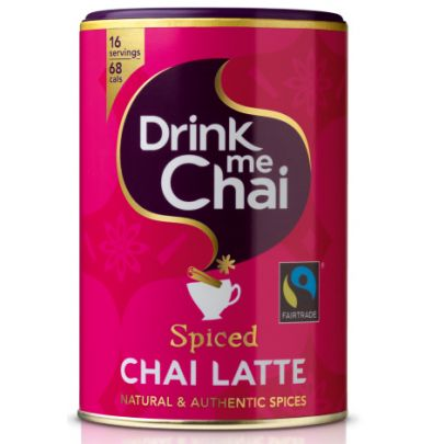 Drink Me Chai Fairtrade Spiced Chai