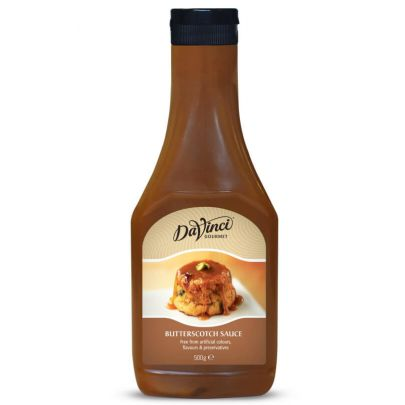 Da Vinci Butterscotch Sauce