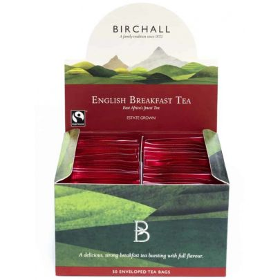Birchall English Breakfast Teabags