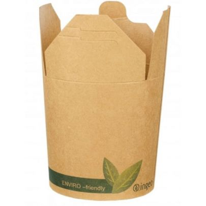 Takeaway Food Pail Bucket