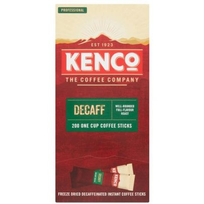 Kenco Decaf Coffee Sticks