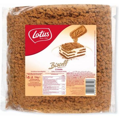 Lotus Biscoff Crumbs
