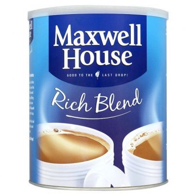 Maxwell House Rich Blend Instant Coffee (750g)