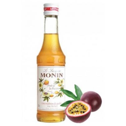 Monin Passionfruit Syrup 250ml