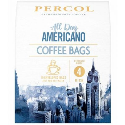 Percol Americano Coffee Bags