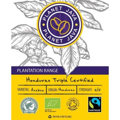 Triple Certified Coffee Beans