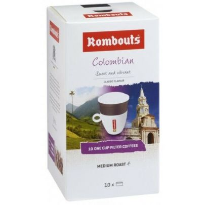 Rombouts Colombian Coffee