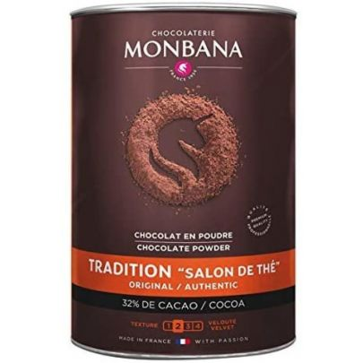 Monbana Salon de The Hot Chocolate