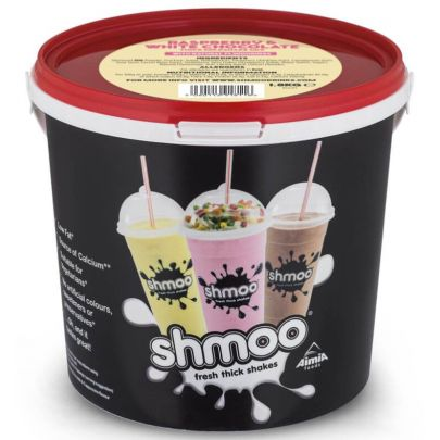Shmoo Raspberry White Chocolate