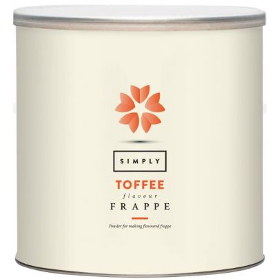 Simply Toffee Frappe