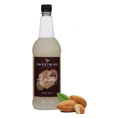 Sweetbird Almond Syrup