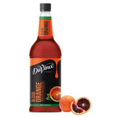 DaVinci Blood Orange Syrup