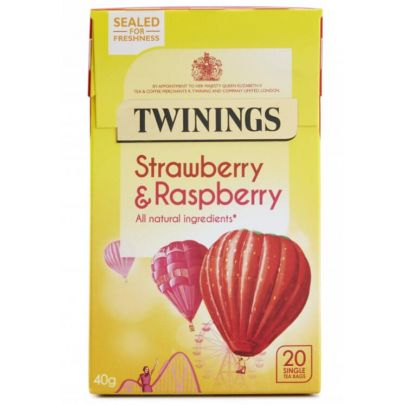 Twinings Strawberry & Raspberry