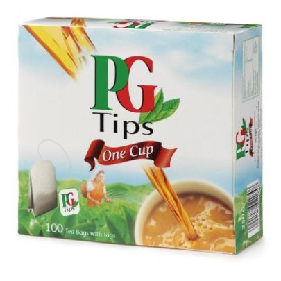 PG Tips Tagged Teabags