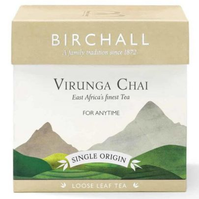 Virunga Chai Loose Tea