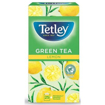 Tetley Lemon Green Tea