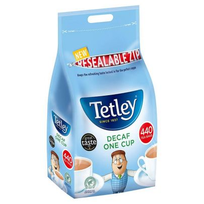 Tetley Decaf Tea