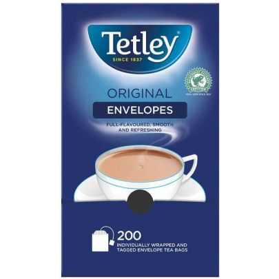 Tetley Envelope Tea Bags