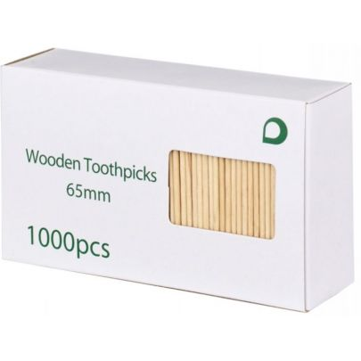 Wood Toothpicks (50 x 1000)