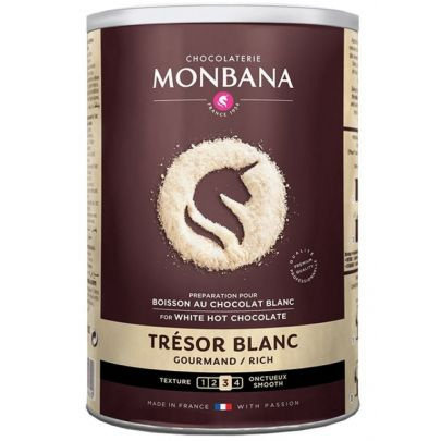Monbana Tresor de Chocolate White