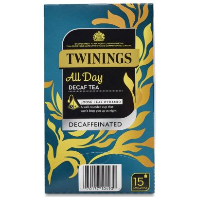 Twinings All Day Decaf Tea