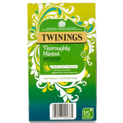 Twinings Thoroughly Minty