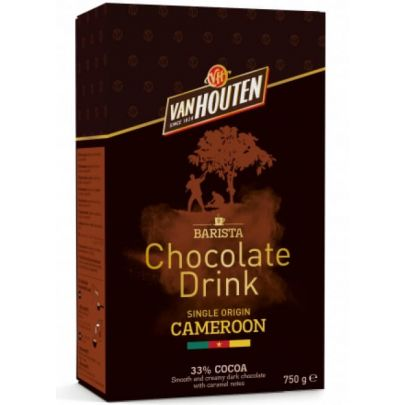 Cameroon Hot Chocolate
