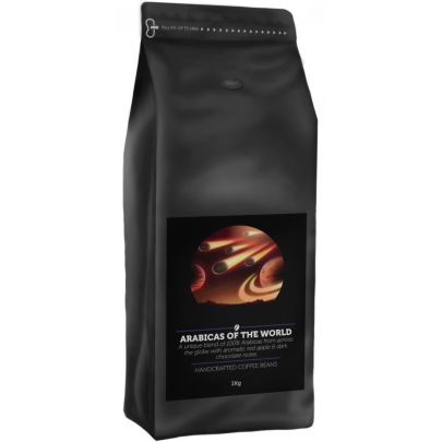 Planet Java Arabicas Of The World Coffee Beans (1kg)