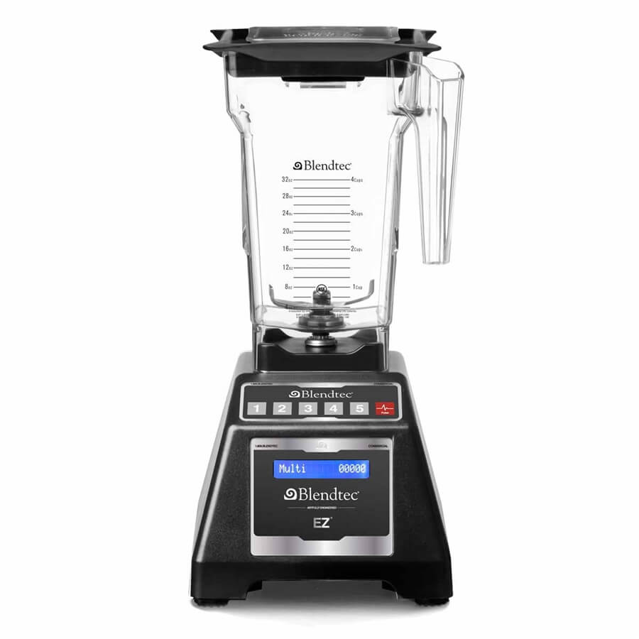 Blendtec Professional Ez600 Blender A1 Coffee