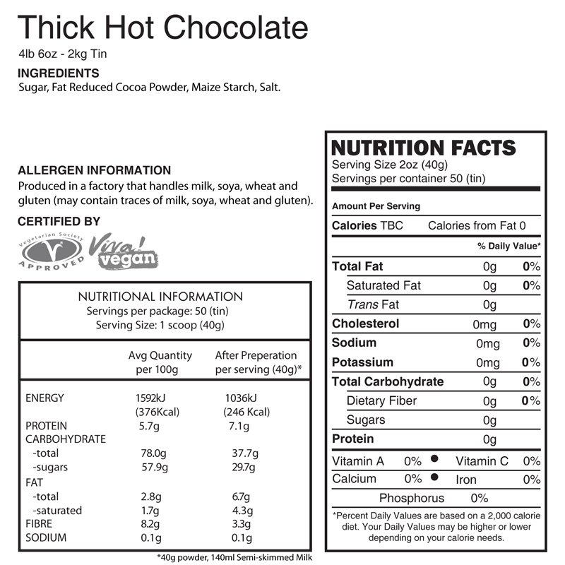 recipe: calories in hot chocolate [25]