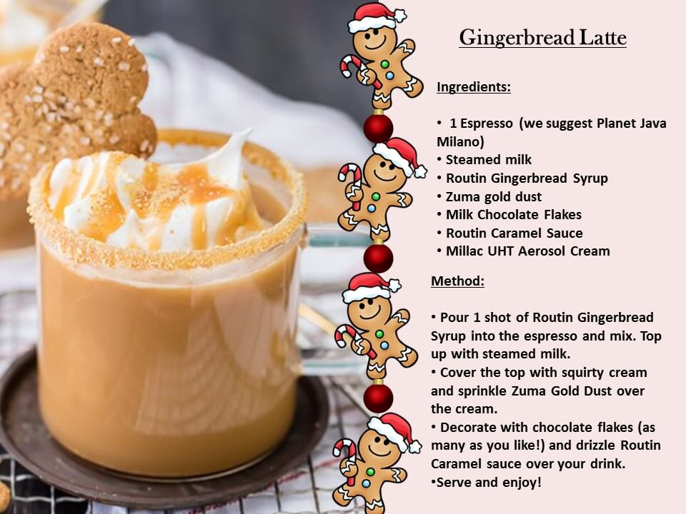 Christmas Coffee Recipes