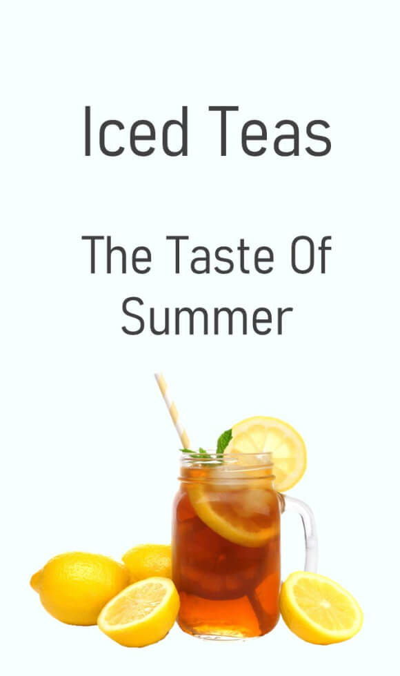 Iced Tea Syrups