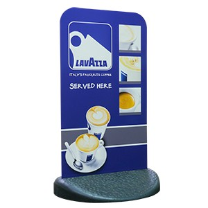 Lavazza point of sale